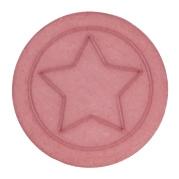 <p>Ster donker roze</p>