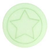 <p>Ster pastel groen</p>