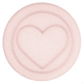 <p>Hart vintage roze</p>